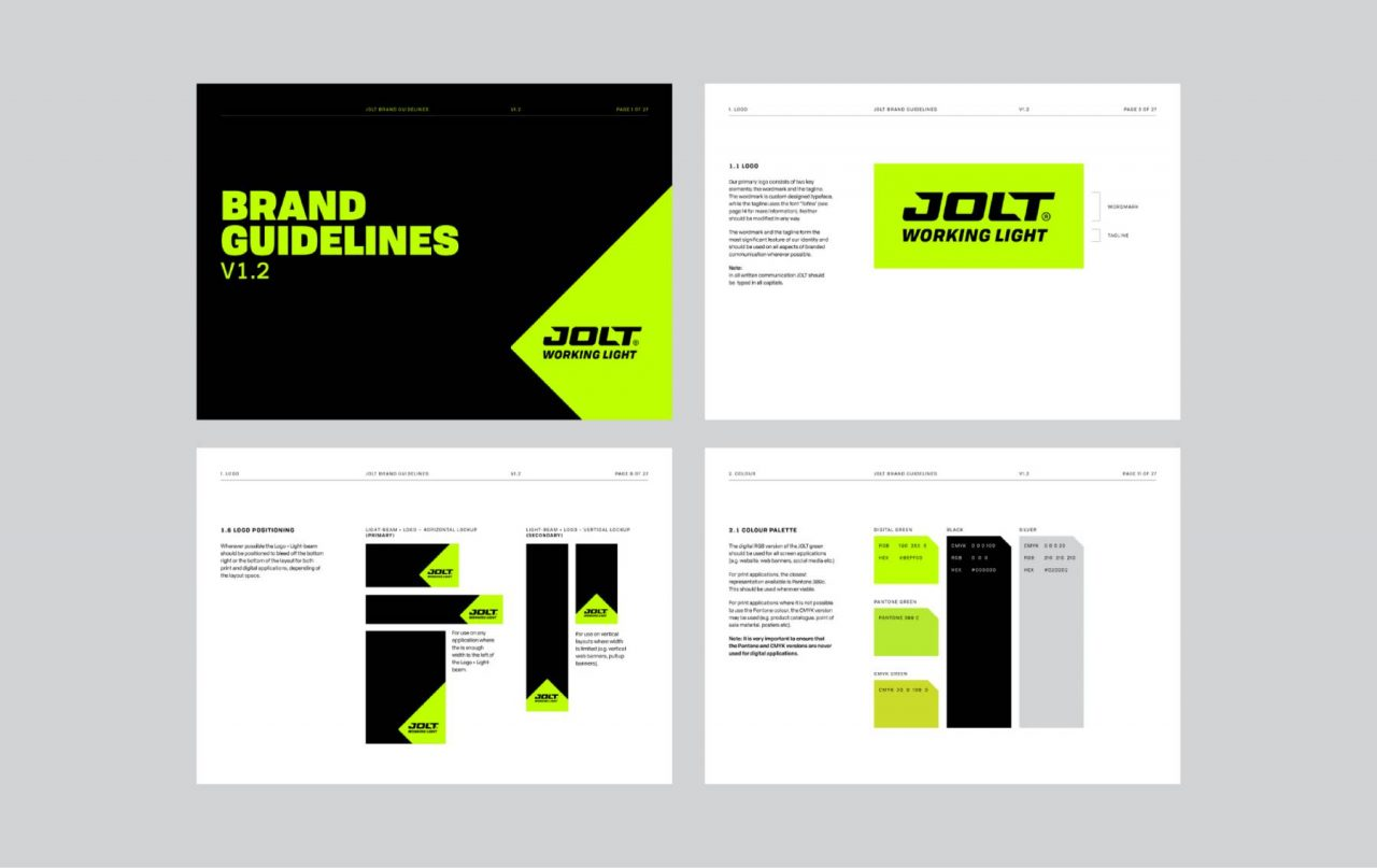 JOLT – Branding - Gallery Image