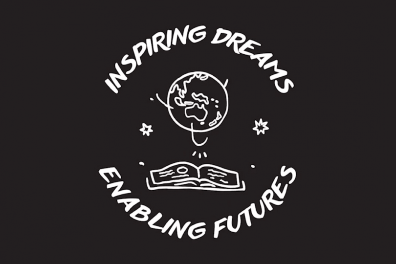 I Have a Dream logo - Inspiring Dreams, Enabling Futures