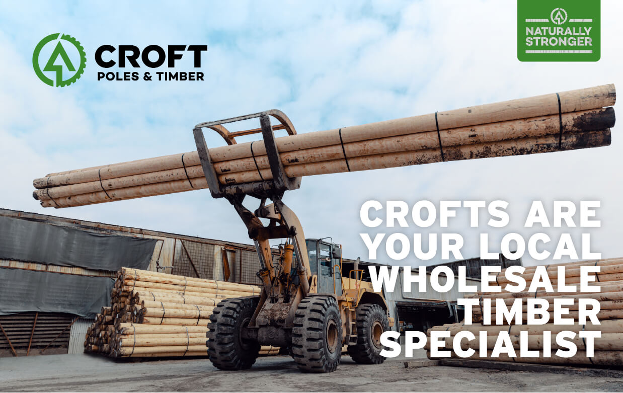 Croft Poles & Timber - Gallery Image